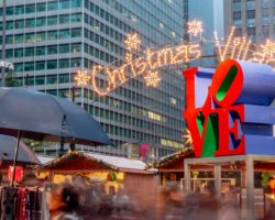 Exploring the Christmas Markets in Philadelphia's Center City