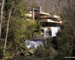 Visiting the Grounds of Fallingwater: PA's Most Famous Home