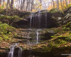 Pennsylvania Waterfalls: Visiting Colley Falls in State Game Lands 66