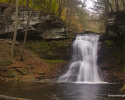 Pennsylvania Waterfalls: Visiting Sullivan Falls in State Game Lands 13