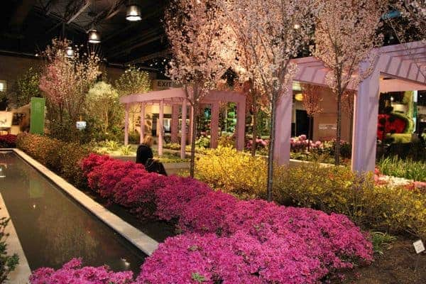 Things to do in March in Pennsylvania: The Philadelphia Flower Show