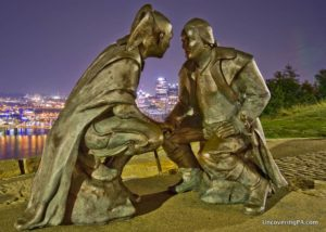 Places to experience the legacy of George Washington in Pennsylvania