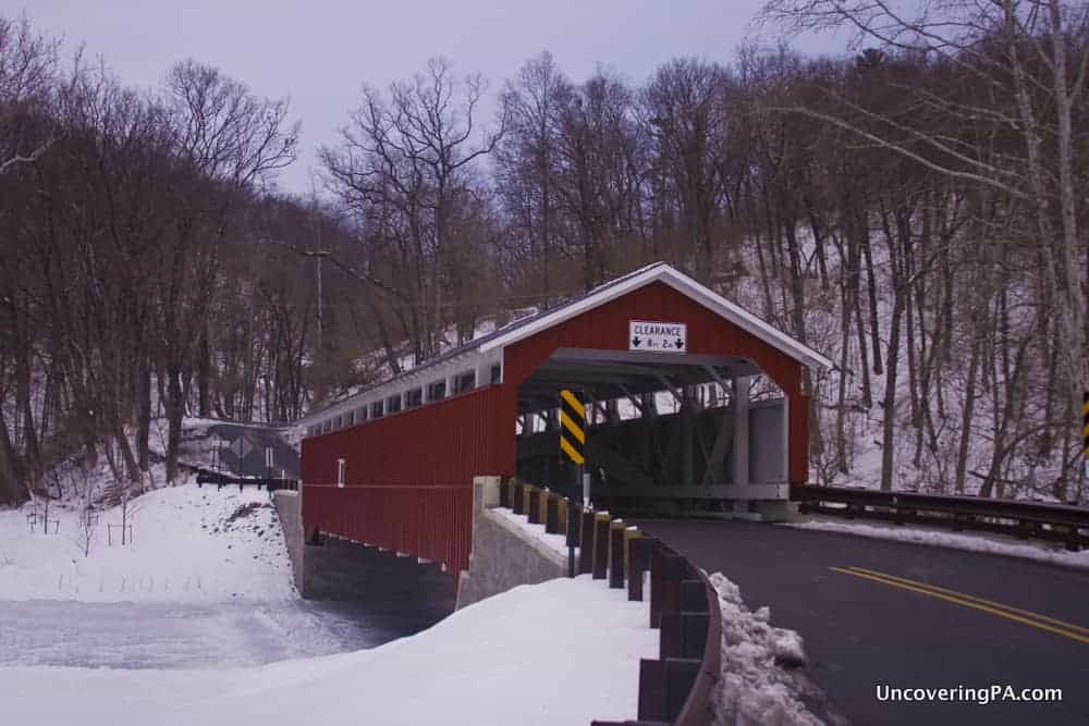 Visiting the Covered Bridges of Lehigh County, Pennsylvania