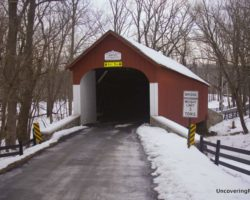 Visiting the Covered Bridges of Bucks County, PA: The Western Bridges