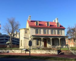 Exploring Harrisburg's History at the Harris-Cameron Mansion