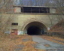 Visiting the Abandoned PA Turnpike near Breezewood, Pennsylvania