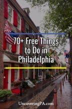 Free things to do in Philadelphia, Pennsylvania