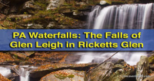 Hiking the Falls Trail in Ricketts Glen State Park - Glen Leigh