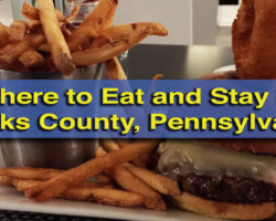 Where to Stay and Eat in Bucks County, Pennsylvania