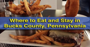 Where to eat in Bucks County PA