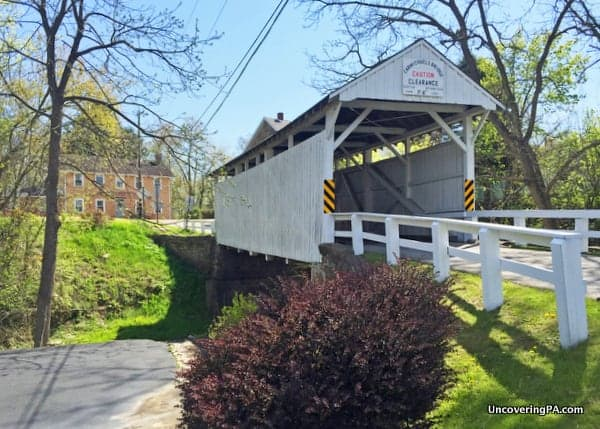 Covered Bridges in Pittsburgh and its suburbs