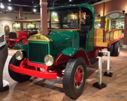 Touring the Mack Trucks Historical Museum in Allentown