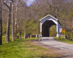 Visiting the Covered Bridges of Greene County, Pennsylvania