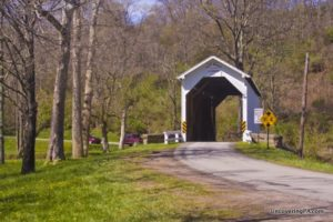 The Covered Bridges of Greene County PA