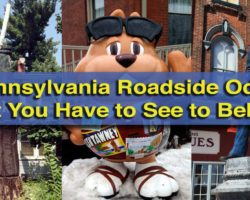 10 Pennsylvania Roadside Oddities You Have to See to Believe