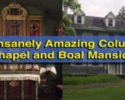 The Columbus Chapel and Boal Mansion Museum in Boalsburg: A Must-See Destination for History Lovers