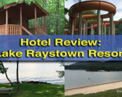 Hotel Review: Lake Raystown Resort in Huntingdon County, PA