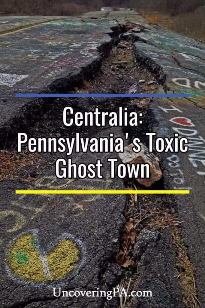 What to do in Centralia: Pennsylvania's Toxic Ghost Town