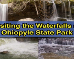 The Waterfalls of Ohiopyle State Park in Photos and Video