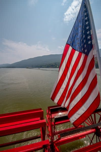 What it's like to ride the Hiawatha Riverboat in Williamsport, PA