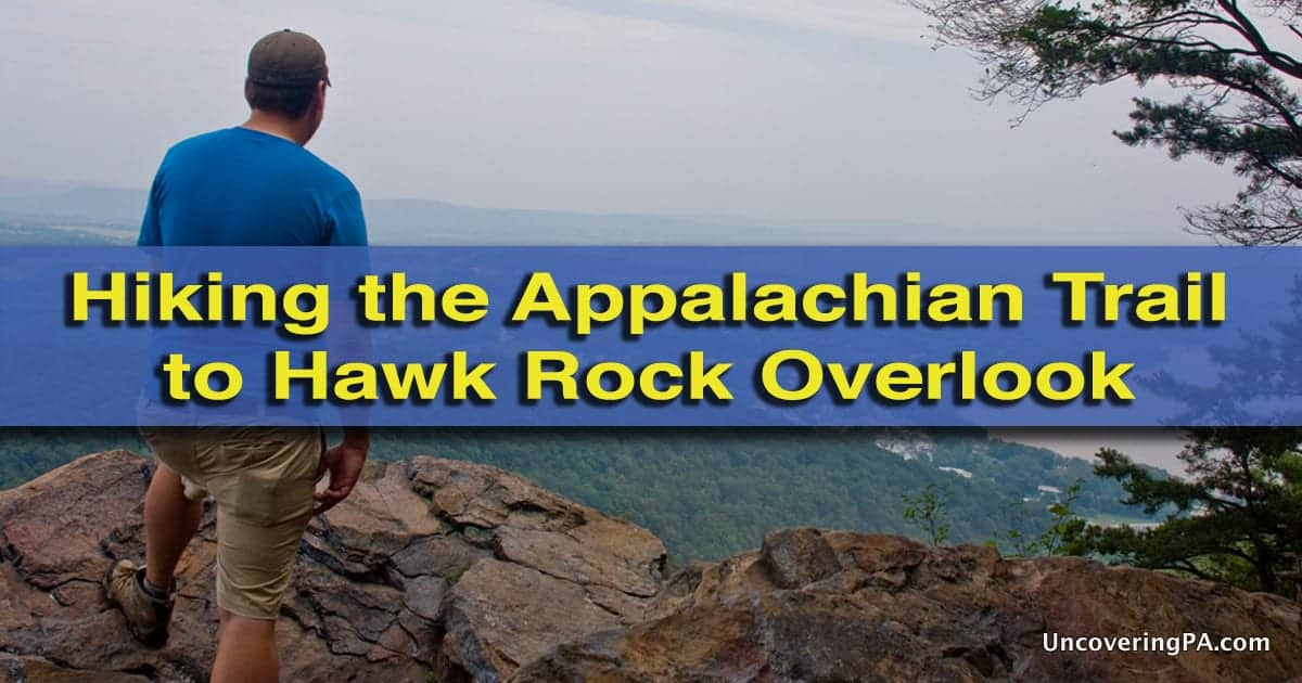We Cannot Continue To Overlook High >> Hiking To Hawk Rock Overlook Along The Appalachian Trail In