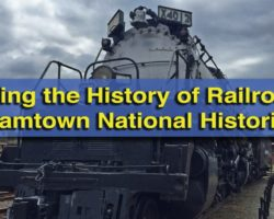 Learning the History of Railroading at Steamtown National Historic Site