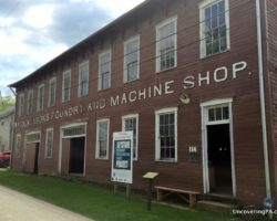 Exploring the W.A. Young and Sons Machine Shop and Foundry in Rices Landing, Pennsylvania