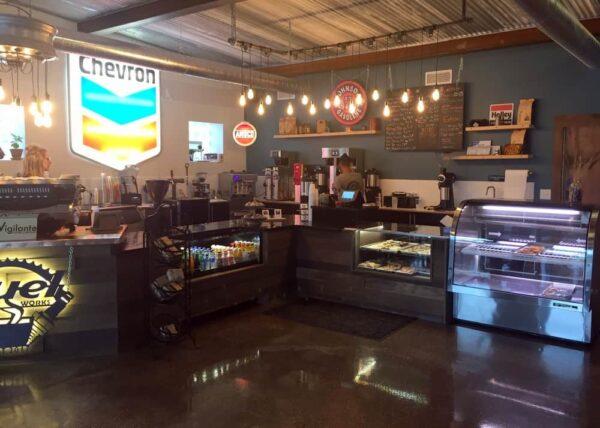 Fuel Coffee Works near Ohiopyle State Park