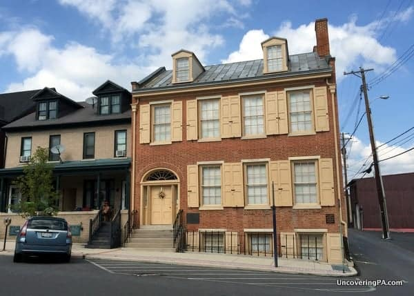 McCoy House Lewistown PA