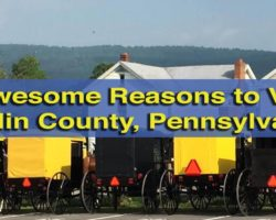 5 Awesome Reasons to Visit Mifflin County, Pennsylvania