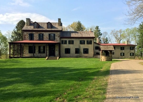 Visiting Friendship Hill National Historic Site in the Pennsylvania Laurel Highlands