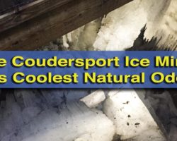 The Coudersport Ice Mine: Pennsylvania's Coolest Natural Oddity