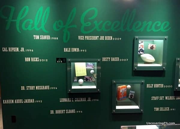 Visiting the World of Little League Museum in Williamsport Pennsylvania