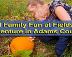 Fall Family Fun at Fields of Adventure in Adams County