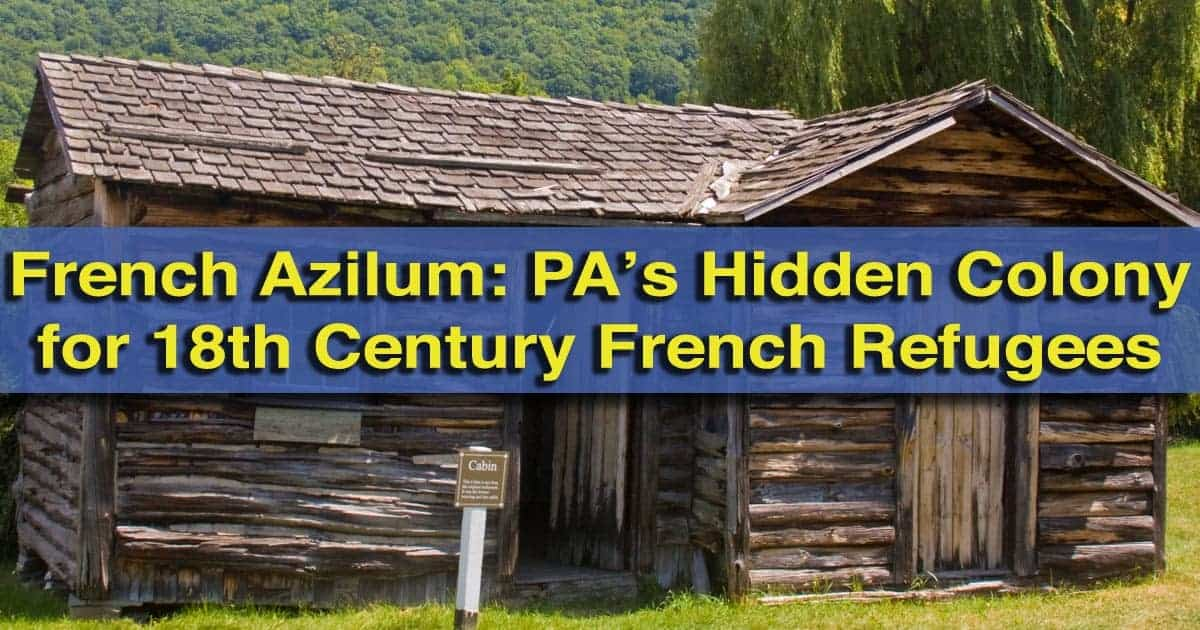 How-to-get-to-French-Azilum-PA