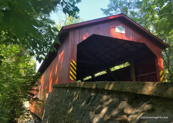 How to get to Rishel Covered Bridge