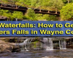 Pennsylvania Waterfalls: How to Get to Tanners Falls in Wayne County