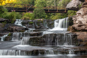 How to Get to Tanners Falls in Wayne County