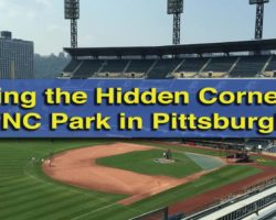Touring the Hidden Corners of PNC Park in Pittsburgh