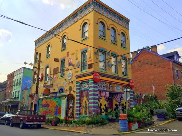Randyland is one of the best free things to do in Pittsburgh, Pennsylvania