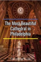 Inside the Beautiful Cathedral Basilica of Saints Peter and Paul in Philadelphia