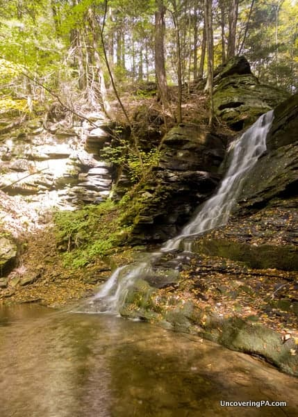 East Branch Falls near Hillsgrove, PA