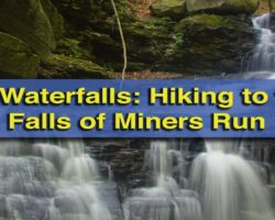 Pennsylvania Waterfalls: Hiking to the Hidden Falls of Miners Run