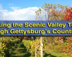 Taking the Scenic Valley Tour Through Gettysburg's Autumn Wonderland