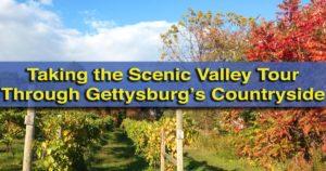 Scenic-Valley-Tour-Gettysburg-PA