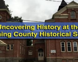 Uncovering the Endless Mountains' History at the Wyoming County Historical Society