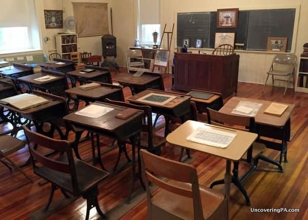 Wyoming County Historical Society Schoolhouse