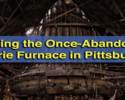 Touring the Once-Abandoned Carrie Furnace in Pittsburgh