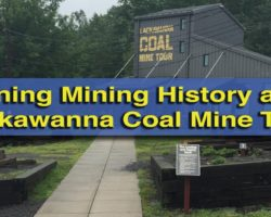 Learning Mining History at the Lackawanna Coal Mine Tour in Scranton