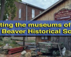 Visiting the Many Impressive Museums of the Little Beaver Historical Society